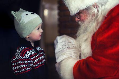 Да ли ваша деца верују у Деда Мраза?